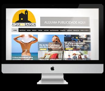 Aqui em Saqua – Portal de Notícias