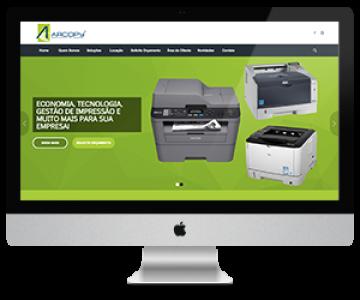 Arcopy – Locação de impressoras